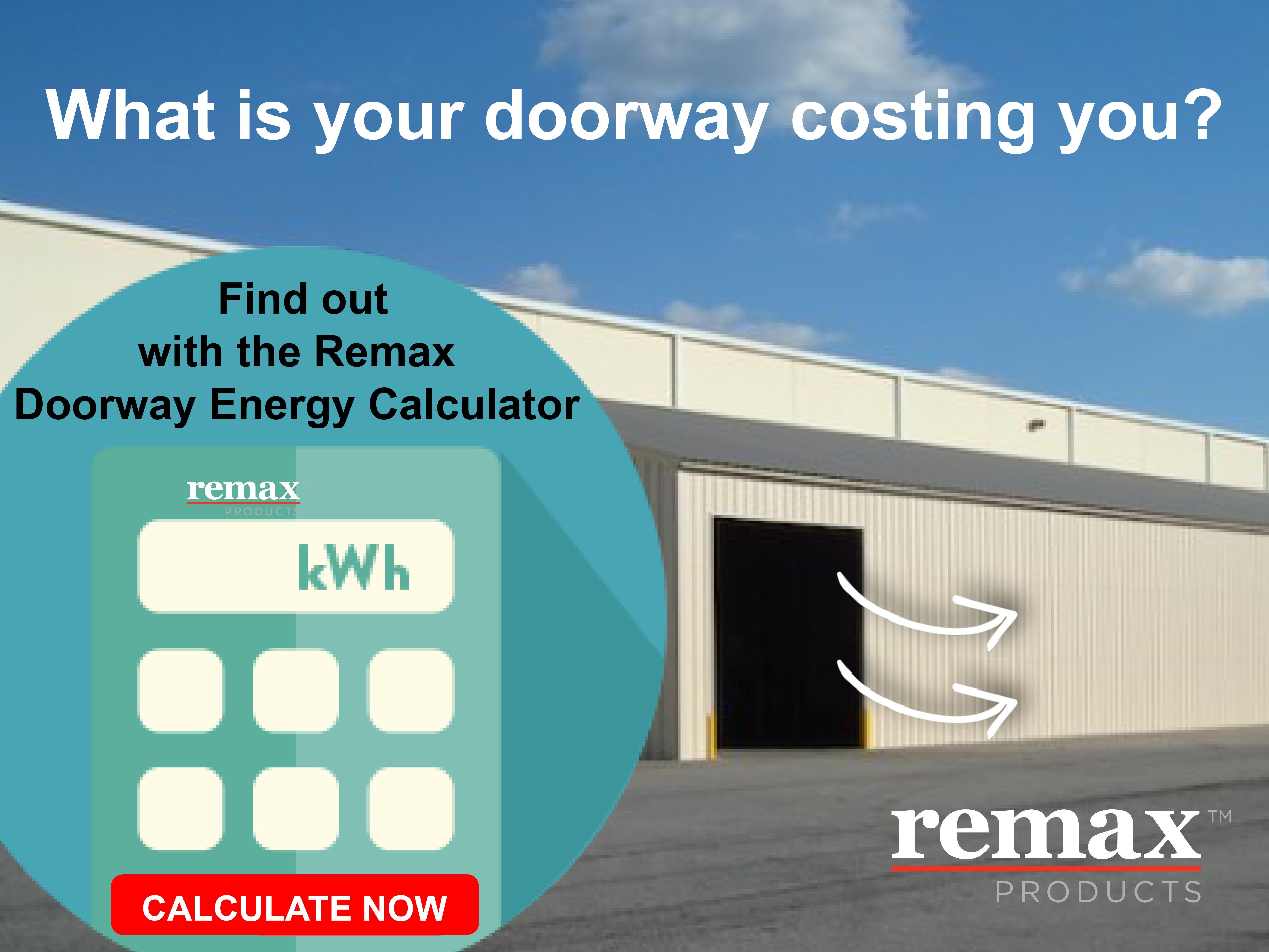 Doorway Energy Calculator