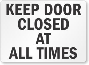 closed-door-gate-sign-s-0973