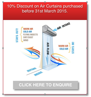 Air Curtain Offer